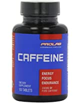 ProLab Caffeine Maximum Potency 200 mg  - 100 Tablets