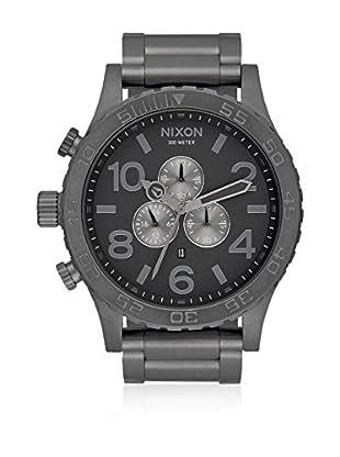 Nixon Uhr mit japanischem Uhrwerk Man Chrono  51 mm