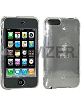 Amzer 81949 Clear Snap on Crystal Hard Case for iPod Touch 3rd Gen, iPod Touch 2G