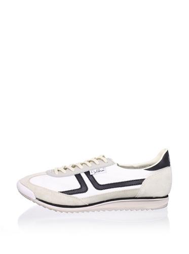 John Lennon Men's Revolution Sneaker (White)