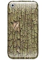 ZAGG 6006562 ZAGGskin Sturdy Bark iPhone 3G/3G S - 1 Pack - Retail Packaging - Multi Color