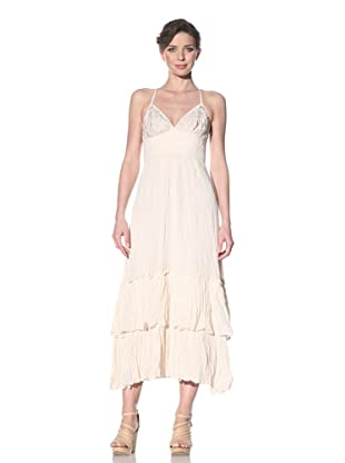 French Connection Women's Edith Embroidery Maxi Dress