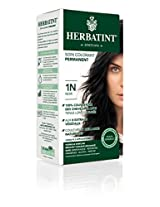 1N PERM HAIR COLOR BLACK 4OZ