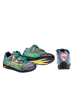 Dinosoles Zapatillas Raptor (Verde)