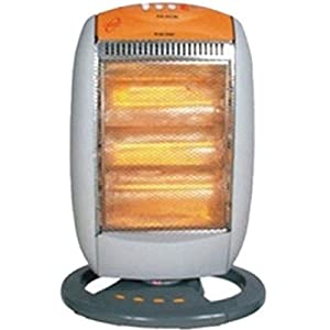 Orpat Helogen Heater OHH-1200 (Multicolor)