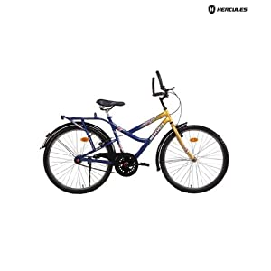 Hercules Streetrider Bicycle (24 Inches)