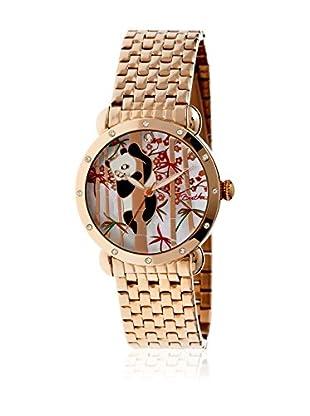 Bertha Uhr mit Japanischem Quarzuhrwerk Lilly goldfarben 41 mm
