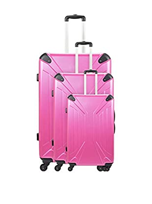 Antonelle Set 3 Trolley Rigido Kleber