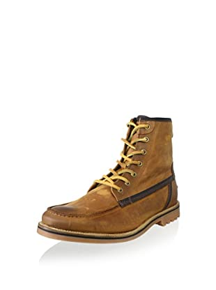 J SHOES Men's Massana Boot (Mid Brown)