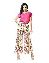 Kytes Womens Trouser (5165-1-3Xl -Multi-Coloured -Xxx-Large)
