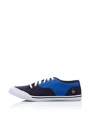 Le Coq Sportif Zapatillas Deauville Cvo (Azul)