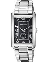 Emporio Armani  Analog Silver Dial Men's Watch AR1608
