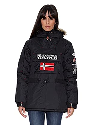 Geographical Norway Abrigo Building Lady Assor B (Uky) (Negro)