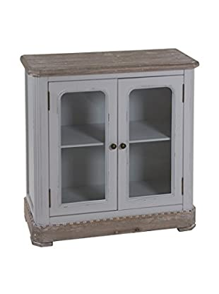 COLONIAL CHIC Consola Daphne Gris