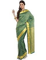 BANGALORE DUPIAN AND FLORAL SILK SAREE COLLECTIONS-LightGreen-MUS1535-VN-Art Silk Silk-LightGreen-MUS1535-VN-Art Silk Silk