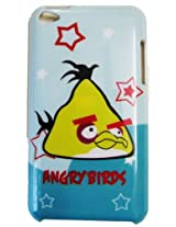 Angry Birds Hard Shell Back Case Cover for Apple iPhone Touch 4 (gz213917)