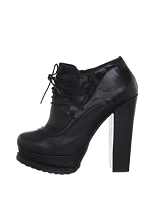 Buffalo 511-7483 RUBBER 133402 - Zapatillas fashion para mujer, color verde, talla 36