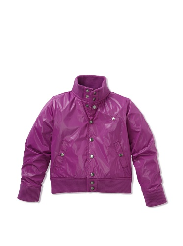 A for Apple Shaun Bomber Jacket (Purple)