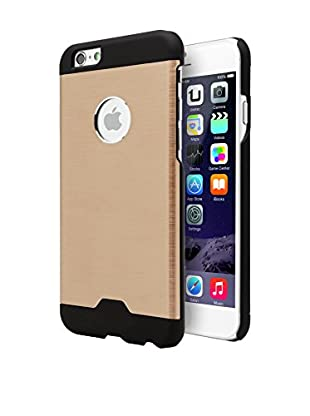 Unotec Hülle Metall iPhone 6/6S goldfarben