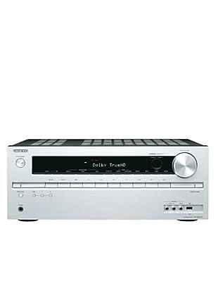Onkyo Amplificador TX-NR414 Color Plata Receptor AV 5.1