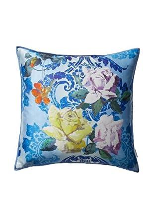 Designers Guild Kashgar Pillow, Cobalt