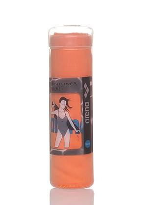 Arena Toalla Microfibra Foggy (Naranja / Azul)