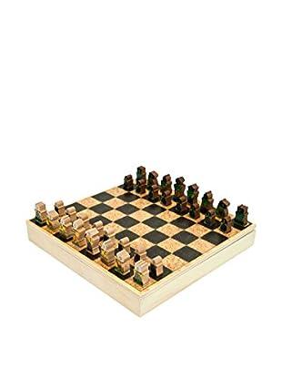 Terra Green Wildlife WWF Congo Basin Chess