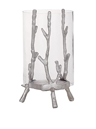 Torre & Tagus Twig Hurricane Candle Holder, Small