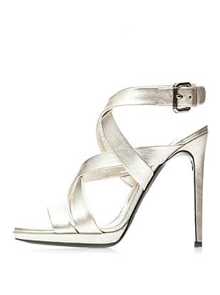 Dolce & Gabbana Zapatos Fiesta (Gris Plata)
