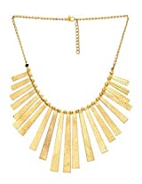Fedexo GOLD PLATED NECKLACE for Women