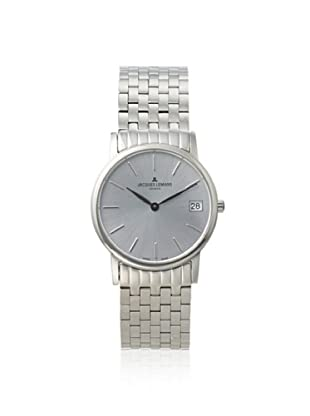 Jacques Lemans Women's GU112I Silver Stainless Steel Watch