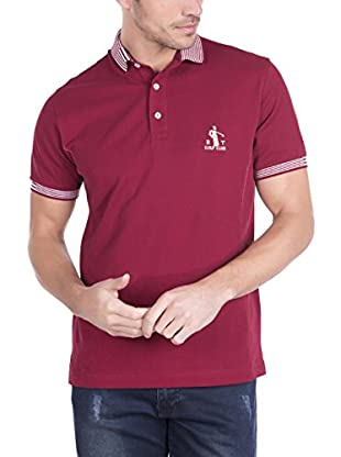 SIR RAYMOND TAILOR Men'S Polo Shirt Short Sleeve Pivot