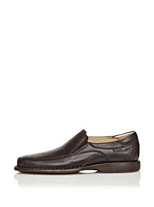 CallagHan Zapatos Pala Lisa (Marrón)