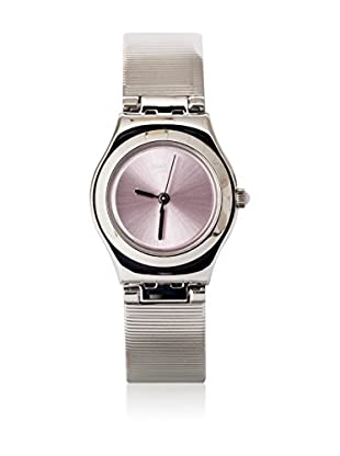 Swatch Quarzuhr Woman PINK PILL YSS264M 25.0 mm