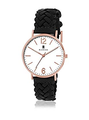 Black Oak Reloj con movimiento cuarzo japonés Woman 36 mm