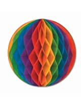 Funcart Rainbow Honeycomb Ball (Pack of 2)