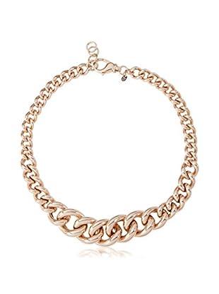 Belrose Halskette  vergoldete Bronze 18 Karat