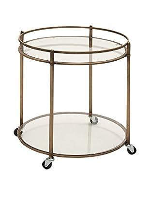 Tea Cart, Silver