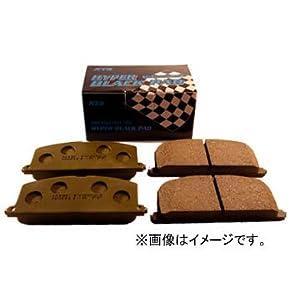 【クリックでお店のこの商品のページへ】NTB ブレーキパッド左右(フロント) MZ3099 マツダ ボンゴ フレンディ・フリーダ SGE3