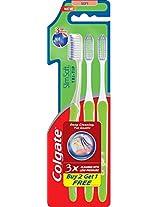 Colgate Slim Soft Tri Tip (Buy 2 Get 1 Free)