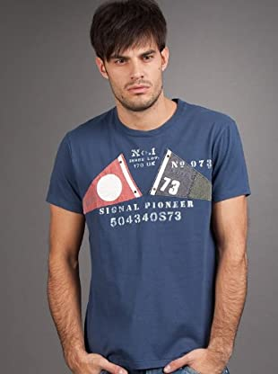Pepe Jeans T-Shirt Ford (Marine)