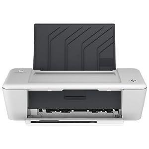 HP Deskjet 1010 Colour Inkjet Printer (White)