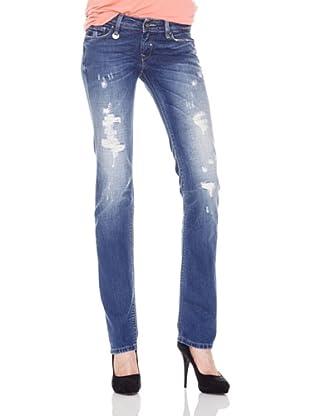 Salsa Jeans Joy 100% Algodón (Azul)