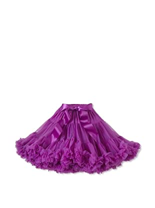 Tutu Couture Girl's Pettiskirt (Hot Pink/Purple)