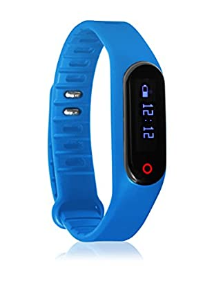 UNOTEC Pulsera de Fitness Smartband Pulse Azul