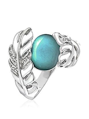 Saint Francis Crystals Ring