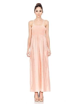 Rare Vestido Fringe (Rosa)