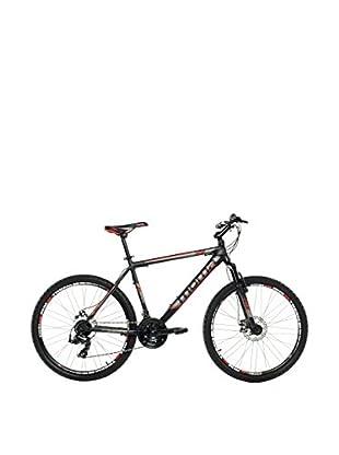 MOMA BIKES Bicicletta Btt 26 Alu Full Disc 24V Gtt26 L Nero