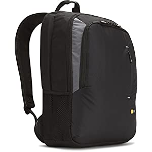 Case Logic Zaino 17-inch Laptop Backpack - Black