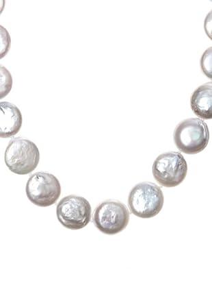 Yanes Collar Perlas Agua Dulce